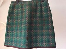 Casual 100% Wool Vintage Skirts for Women