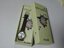 Totoro wristwatch ACCK406 ALBA SEIKO /My Neighbor Totoro Ghibli