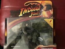 Indiana Jones and the Last Crusade German Soldier with Motorcycle Figure