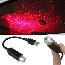 Auto Car Interior Atmosphere Starry Sky Lamp Ambient Star Light LED Projector