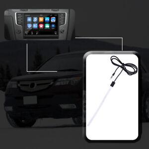 Accessories 12V Car Antenna Hidden Radio Amplifier Stereo FM/AM Receiver Aerial