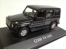 MERCEDES G500 V8 DE 1993 1/43ème
