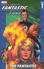 Ultimate Fantastic Four Volume 1: The Fantastic TPB... by Millar, Mark Paperback