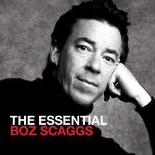 Boz Scaggs - The Essential Boz Scaggs (NEW 2CD)