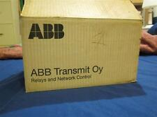 ABB Oy SPAJ 110 C-AA (RS 421 010-AA) Earth Fault Relay