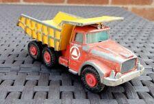 Matchbox Kingsize Scammell Contractor Tipper Truck K-19