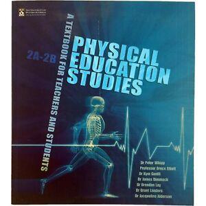 Physical Education Studies 2A-2B Whipp Elliott Guelfi Dimmock Lay Landers