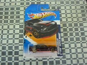 Hot Wheels 10 Ford Shelby GT-500 Super Snake (Long Card)