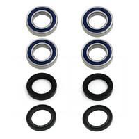 Rear Wheel Bearing Seal For Suzuki King Quad 300 Quadrunner 4WD LT4WD LTF250 US