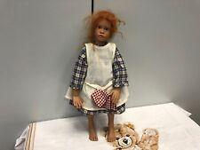 Renate Höckh Vinyl Puppe 41 cm. Top Zustand.