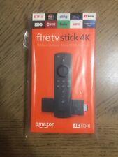 Amazon  Fire TV Stick 4K LATEST MODEL 2020 Streaming Media Player with Alexa