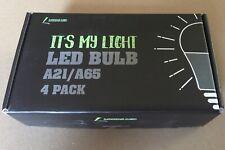NEW LohasLED It's My Light LED A21/A65 4 Pack LED Bulbs L1
