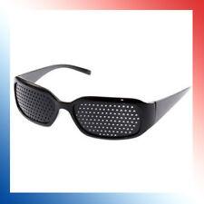Improved Vision Eye Care Training Sports Glasses Pinhole Eyewear Eyesight US