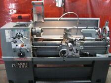 "Kent Usa Trl-1340 13×40 Precision Lathe with 7"" 3-Jaw Chuck"