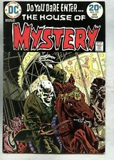 House Of Mystery #221-1974 fn+ Bernie Wrightson Mike Kaluta