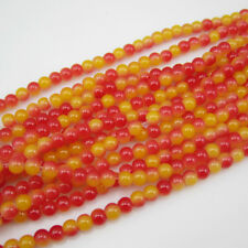 Charm 100pcs 4mm Ball Glass crystal Beads for Fit Bracelets Necklace mixed MYE20