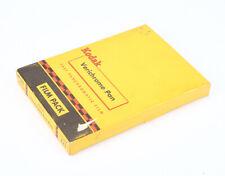 KODAK 4X5 VERICHROME PAN FILM PACK, EXPIRED NOV 1958 SOLD FOR DISPLAY/lon/195081