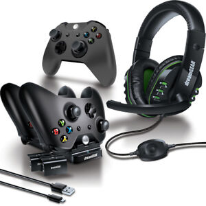 dreamGEAR Xbox One Advanced Gamer's Starter Kit