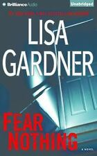 FEAR NOTHING unabridged audio book CD by LISA GARDNER - Brand New 11 CDs 13 Hrs