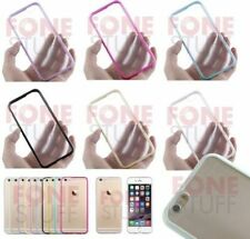 Étuis, housses et coques transparent mat pour téléphone mobile et assistant personnel (PDA) Apple