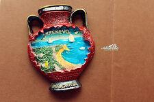 Kranevo, Bulgarien Reiseandenken 3D Polyresin Kühlschrankmagnet Souvenir Magnet