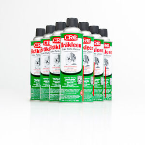 Brakleen Brake Parts Cleaner_NonChlorinated_12 Pack_14oz Cans_Free Shipping_5088