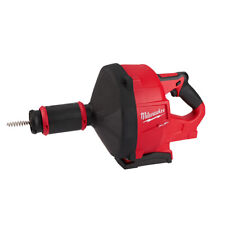Milwaukee 2772a 20 M18 Fuel Drain Snake Drain Cleaner With Cable Drive Bare A