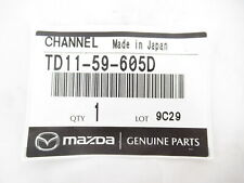 Genuine OEM Mazda TD11-59-605D Driver Front Window Glass Guide Channel 07-15 CX9