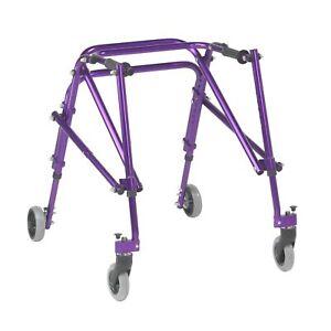 Drive Nimbo Posterior Walker - Medium - Purple