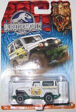 Matchbox Jurassic World Collection Vehicle - Desert Thunder V16