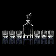 Whiskyset Aspen Nachtmann 7-teilig - Whiskykaraffe und 6 Whiskygläser, Neu, OVP