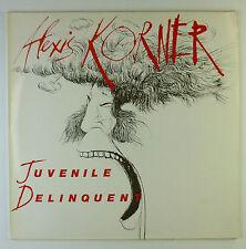 """12"""" LP - Alexis Korner - Juvenile Delinquent - k5220 - washed & cleaned"""