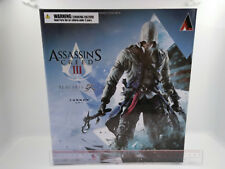 Play Arts PA Kai Assassin's Creed III Connor Kenway Action Figure Statue