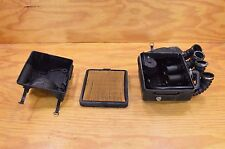91 BMW K100RS K100 RS AIR FILTER CLEANER BREATHER ELEMENT HOUSING BOX ASSEMBLY