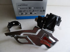 Shimano Deore FD-M611-B front derailleur, 3x10 speed, clamp on