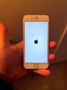 Apple iPhone 6s - 64GB - Rose Gold (Unlocked) A1634 (CDMA + GSM)