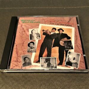 The Harper Brothers – Remembrance Live At The Village Vanguard (1990) CD