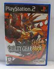 Console Gioco Game SONY Playstation 2 PS2 Play PAL GUILTY GEAR ISUKA Sammy