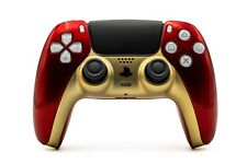 Sony PS5 / PlayStation 5 DualSense Wireless Controller - Custom Rot Gold