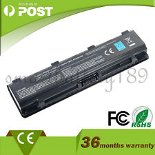 New 12 Cell Battery for TOSHIBA Satellite C800,C805,C840,C845,P850,PA5024U-1BRS