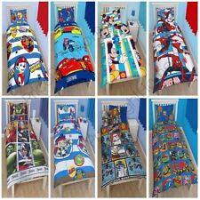 Set di lenzuola e copripiumini per bambini tema Star Wars