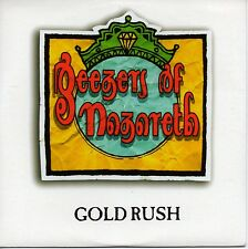 GEEZERS OF NAZARETH - GOLD RUSH - RARE 2004 PROMO CD SINGLE - CARD COVER
