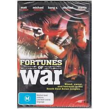 DVD FORTUNES OF WAR Matt Salinger Michael Ironside Martin Sheen Region 4 [BNS]
