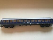 HO-LIMA—DARK BLUE DB TOUROPA COMPOSITE COACH WITH SILVER ROOF.