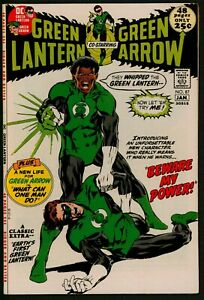 Green Lantern #87 DC Comics VFN Glossy cents Classic Neal Adams art