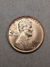 """1936 D Lincoln Wheat Cent Penny  VE49 OLD """"TUCK"""" AU++ 20 YEARS ON EBAY COIN"""