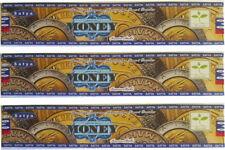 Set of 3 (15g packs) Natural Herbal Satya Supreme Incense Sticks - MONEY Wealth
