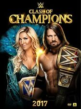 WWE: Clash Of Champions [New DVD] Amaray Case
