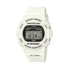 CASIO G-SHOCK G-Lide Tough Solar Tide Alarm Chrono World-Time WATCH GWX5700CS-7