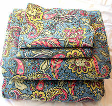 Bedspread 4 Pieces Set  Cotton Quilted Bedspread Quilt Cover Pillow Cases Queen